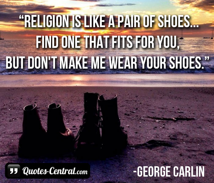 religion-is-like-a-pair-of-shoes