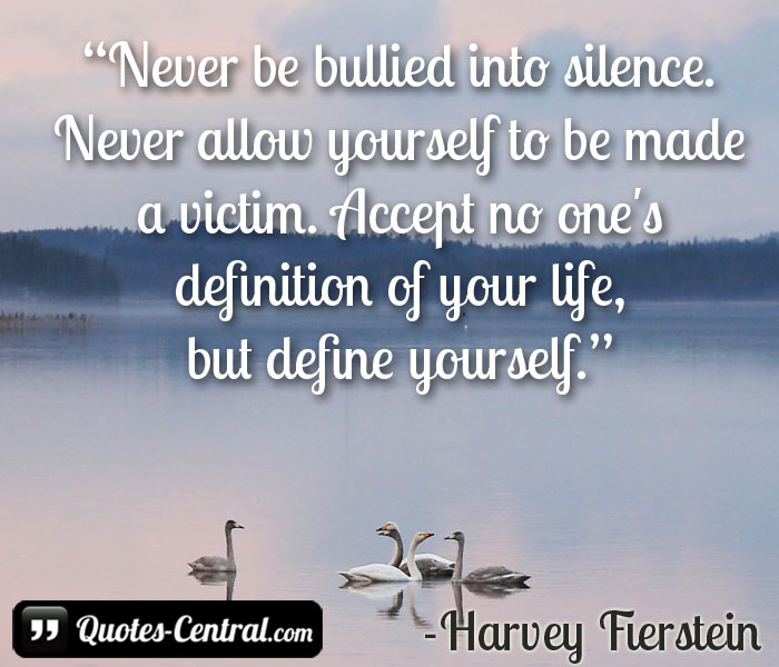 never-be-bullied-into-silence
