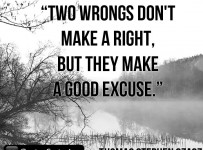 two-wrongs-don't-make-a-right
