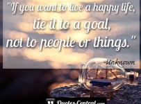 if-you-want-to-live-a-happy-life
