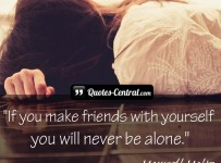 if-you-make-friends-with-yourself