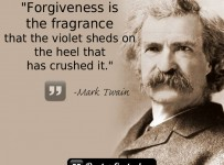 forgiveness-is-the-fragrance-sheds-on