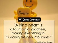 a-kind-heart-is-a-fountain-of-gladness