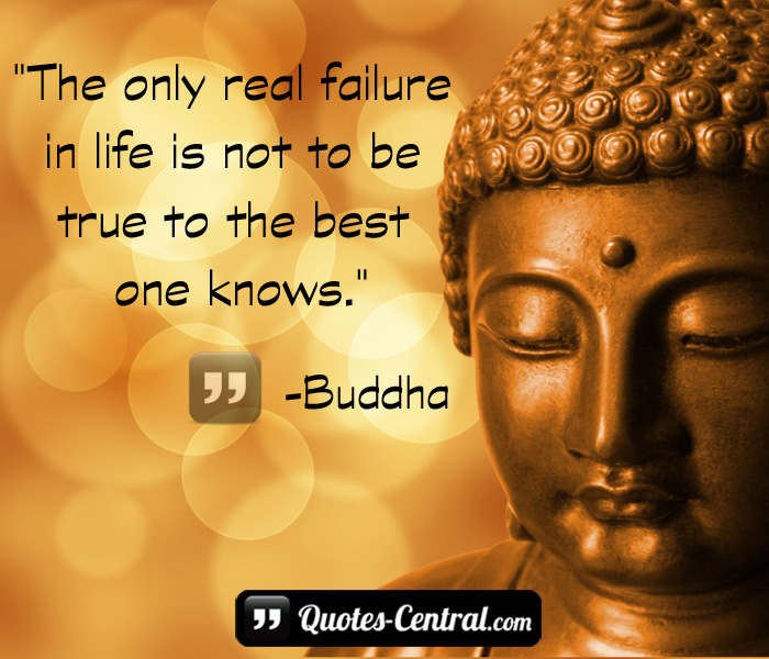 The-only-real-failure-in-life-is-not-to