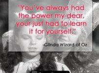 You've-always-had-the-power-my-dear