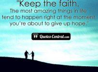keep-the-faith-the-most-amazing