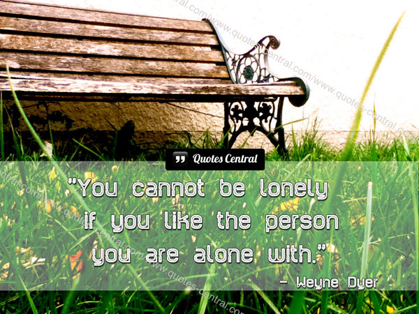 You-cannot-be-lonely
