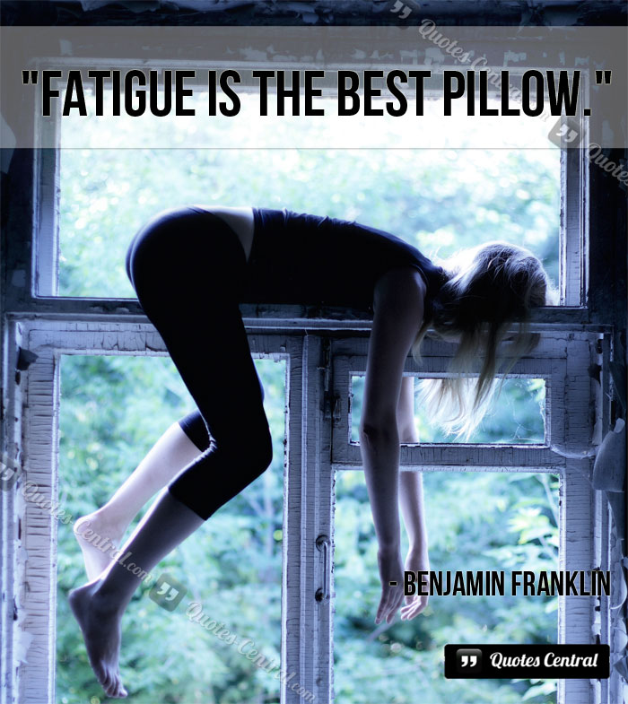 fatiuge_is_the_best_pillow