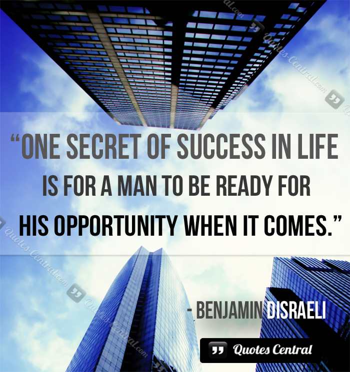 one_secret_of_success_i_-life