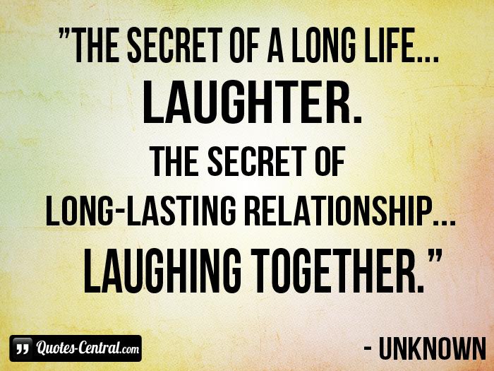 the_secret_of_a_long_life