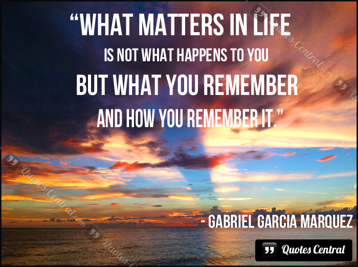 what_matters_in_life