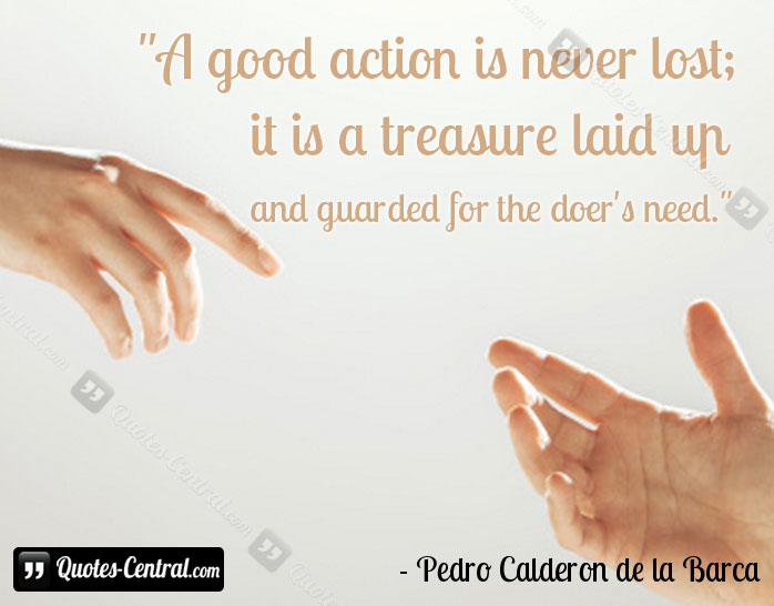 a-good-action-is-never-lost