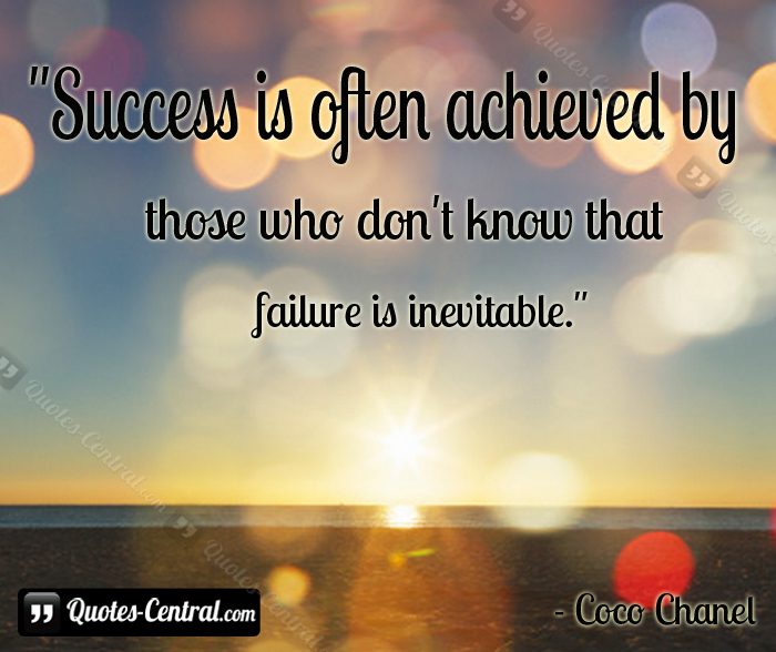 success-is-often-achieved