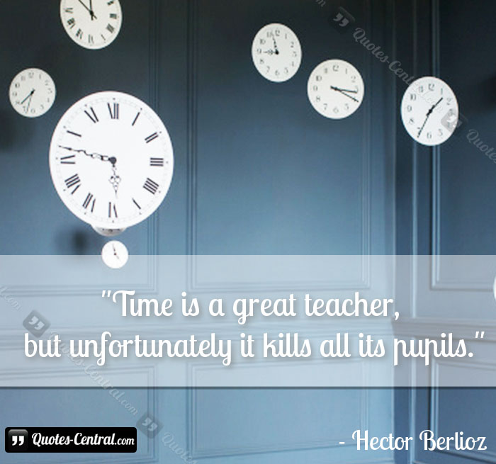 time-is-a-great-teacher
