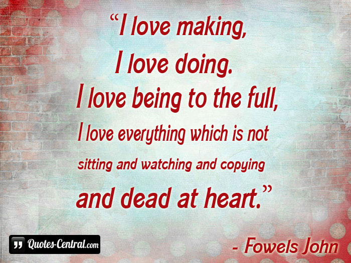 i-love-making-i--love-doing