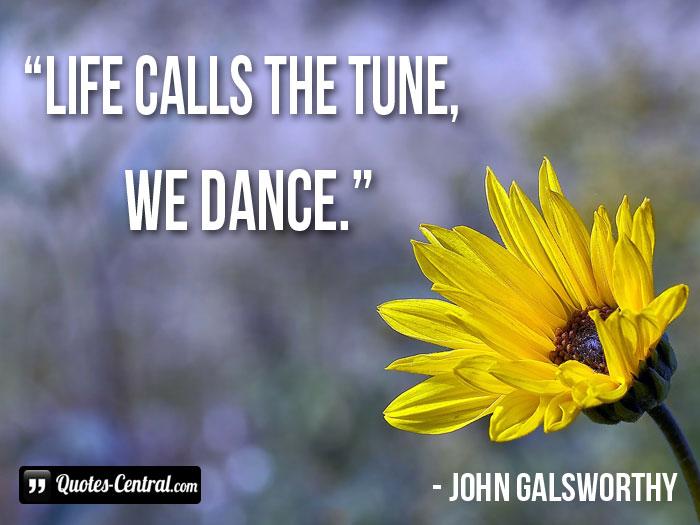 life-calls-the-tune