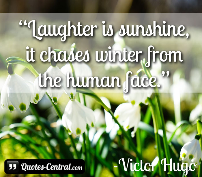 laughter-is-sunshine