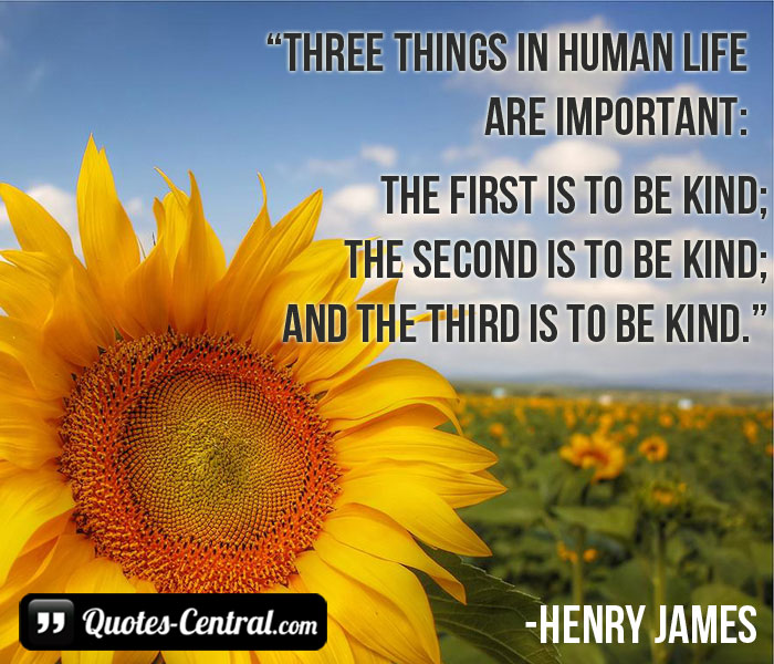 three-things-in-human-life-are-important
