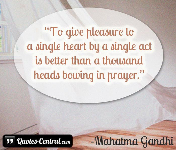 to-give-pleasure-to-a-single-heart