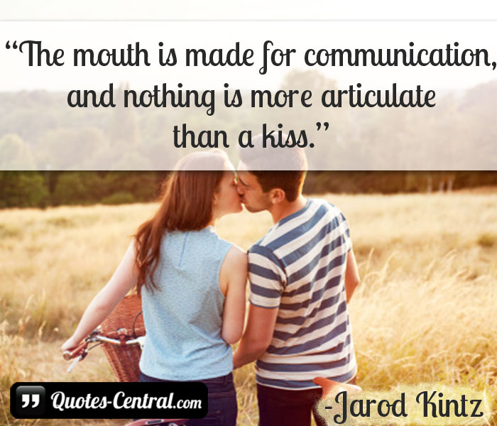 the-mouth-is-made-for-communication