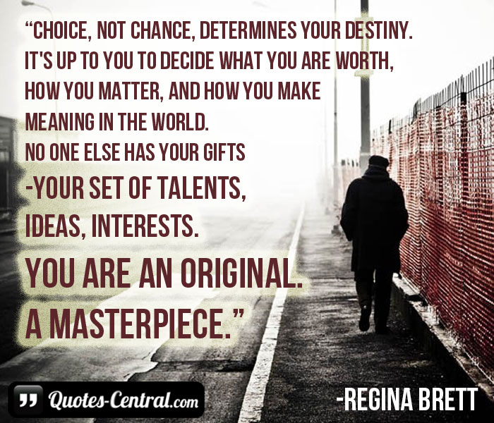 choice-not-chance-determines-your
