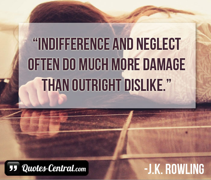 indifference-and-neglect