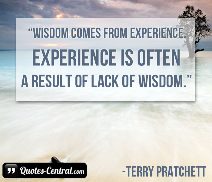 wisdom-comes-from-experience