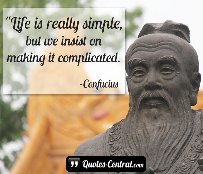 life-is-really-simple