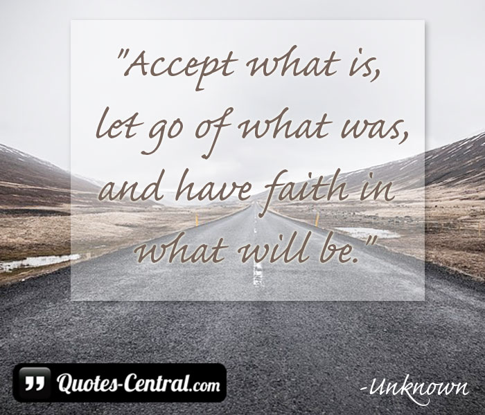 accept-what-is-let-go