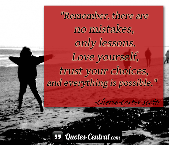 remember-there-are-no-mistakes