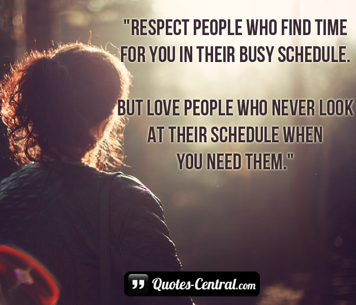 respect-people-who-find-time-for
