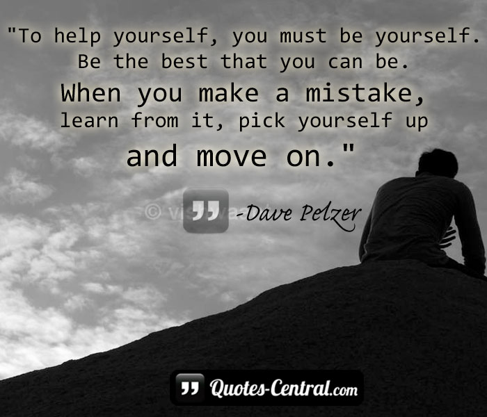 to-help-yourself-you-must-be-yourself-be-the-best-that-you-can-be