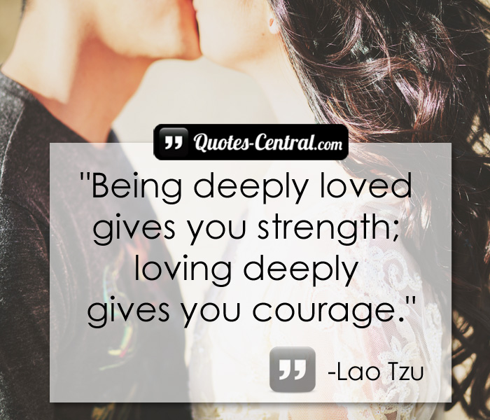 being-deeply-loved-gives-you-strength